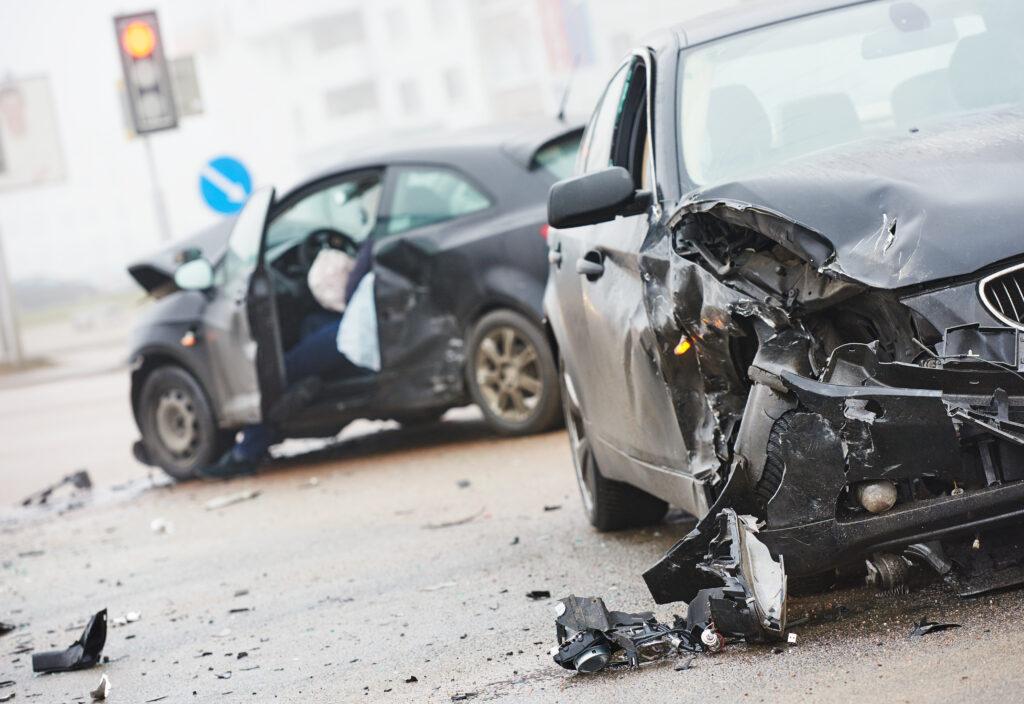 תאונת דרכים בעבודה