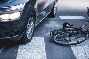 תאונת דרכים אופניים חשמליים